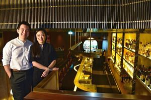 """Jigger & Pony group founders, and husband and wife team Indra Kantono and Gan Guoyi, said that making the list has """"always been a goal for (them)""""."""