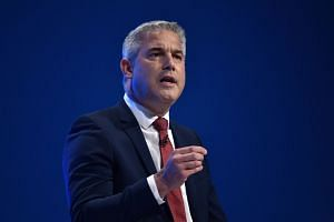 """""""We need to get into the intensive negotiations... to clarify what the deal is,"""" said Brexit Secretary Stephen Barclay."""