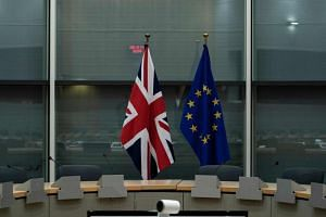 With just 24 days to go before the United Kingdom is due to leave the EU, both sides are positioning themselves to avoid blame for a delay or a disorderly no-deal Brexit.