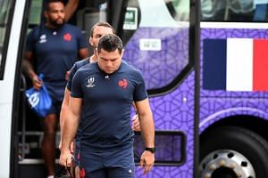 The call to take action comes amid French media reports that captain Guilhem Guirado (above) has fallen out with coach Jacques Brunel.