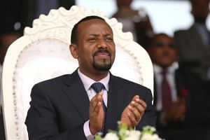 Ethiopian Prime Minister Abiy Ahmed won the 2019 Nobel Peace Prize for making peace with bitter foe Eritrea.