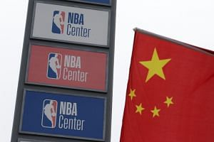 For days, China's state-run news outlets and tightly controlled social media platforms had been alight with criticism of the NBA.