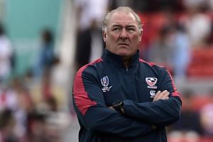 """After seeing his side lose an entertaining 31-19 final Pool C match to Tonga, US coach Gary Gold said hosting the World Cup would mean a """"tremendous amount"""" to the country."""