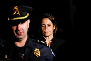 Former senior director for European and Russian Affairs on US President Donald Trump's National Security Council Fiona Hill (pictured) spent all day before the US House of Representatives Intelligence Committee and two other panels.