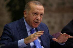 "President Recep Tayyip Erdogan said 1,000 sq km of Syrian territory had so far been ""liberated from the separatist terrorist organisation""."
