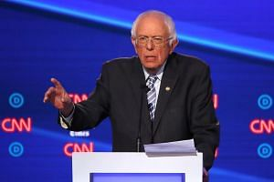 Bernie Sanders enjoys a passionate support base and raised more money for his campaign in the last quarter than any other Democrat.