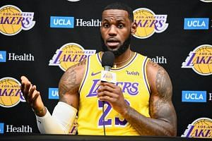 LeBron James said he was aware of negative reaction toward him but did not feel a need to connect with every global geopolitical issue.