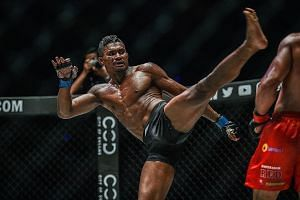 Amir Khan will feature in a co-main fight, a lightweight bout with Malaysia's Ev Ting, at One Championship's Edge of Greatness event on Nov 22.