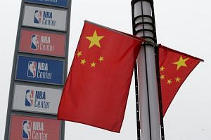 China's state run CCTV criticised NBA commissioner Adam Silver for saying that Beijing had asked him to fire Houston Rockets general manager Daryl Morey.