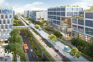 The Jurong Innovation District (JID) is a step closer to changing how companies collaborate and innovate by housing various nodes of the manufacturing sector in a single campus.