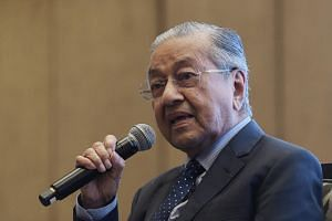 Malaysian Prime Minister Mahathir Mohamad said Malaysia would study the impact of the boycott called by the Mumbai-based Solvent Extractors' Association of India and look at ways to address the issue.