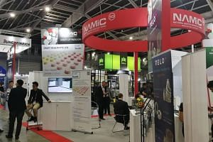 The agreement was signed at the National Additive Manufacturing Innovation Cluster (Namic) summit, part of the three-day Industrial Transformation Asia-Pacific trade show taking place this week.