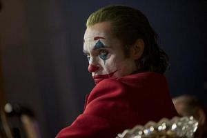 Joker, which stars Joaquin Phoenix in the title role, tells the origin story of the villainous character who appears in DC comics and films.