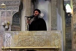 A man purported to be the reclusive leader of the militant Islamic State Abu Bakr al-Baghdadi has made what would be his first public appearance at a mosque in the centre of Iraq's second city, Mosul, according to a video recording posted on the Inte