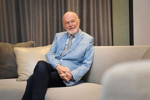 Mr Merle Hinrich, an American businessman-turned-philanthropist, has closely watched the evolution of Asia's trade profile over six decades.