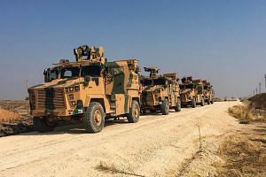 Turkey launched an offensive into north-eastern Syria last month. The move prompted widespread concern over the fate of ISIS prisoners in the region.
