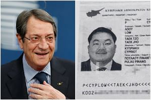 """Cyprus President Nicos Anastasiades said errors could have been made in granting """"golden passports"""" like the one issued to Jho Low, under an earlier, laxer version of the controversial cash-for-citizenship programme"""