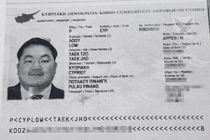 Jho Law engaged Henley & Partners, a global passport and citizenship broker, to secure his Cypriot passport.