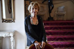 The all-female jury of the Femina created a special award for Edna O'Brien to honour her life's work.