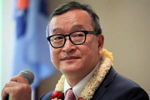 Mr Sam Rainsy, who has lived in France since 2015, has promised a dramatic homecoming on Nov 9, Cambodia's Independence Day.