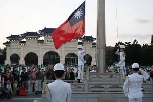 Taiwan's presidential and legislative elections will be held concurrently on Jan 11, 2020.