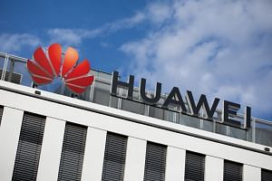 Huawei is the world's biggest maker of telecom network equipment.