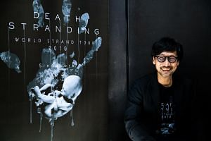Game designer Hideo Kojima is best known for his commercially and critically successful Metal Gear Solid game series, which has given rise to more than 12 games across multiple platforms since it debuted in 1987.