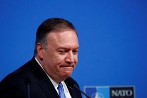US Secretary of State Mike Pompeo has been widely reported to be mulling his exit to run for the US Senate from his home state of Kansas next year.