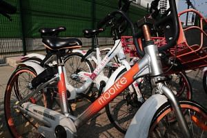 All existing Mobike bicycles can now be unlocked using SG Bike's mobile application.