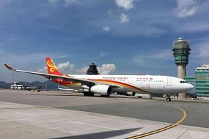 Hong Kong Airlines Ltd is the first airline to hold back salaries because of the revenue squeeze.