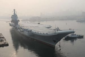 China's armed forces have gained the upper hand over Taiwan, with aircraft carriers and other military assets coming into service at a steady rate.