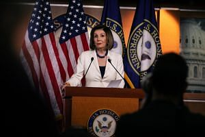 Lawmakers and staff are expected to finish drafting the articles in the coming days, a process that is being led by House Speaker Nancy Pelosi and the House Judiciary Committee.