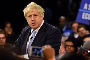 Opinion polls suggest PM Boris Johnson's efforts to present himself as a strong and optimistic leader are working.
