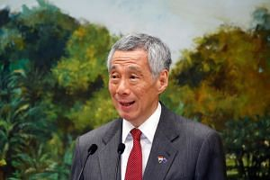 Prime Minister Lee Hsien Loong wrote to congratulate British Prime Minister Boris Johnson for emerging victorious in the general election held on Dec 12, 2019.