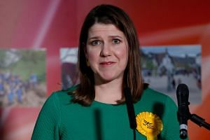 Ms Jo Swinson lost her seat of East Dunbartonshire by just 149 votes.