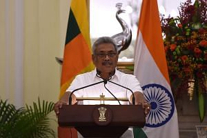 Sri Lankan President Gotabaya Rajapaksa said reports of the alleged abduction of a Swiss Embassy employee appeared in foreign media before the facts were established.