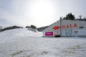 The lack of snow at snow resorts, such as the popular Gala Yuzawa, have forced delayed openings.
