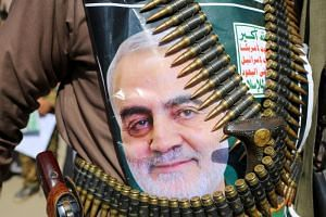 """Iran has vowed """"severe revenge"""" against the killing of its top commander Qassem Soleimani in a US drone strike."""