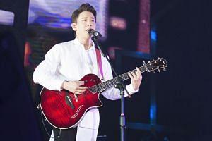 Taiwanese singer-songwriter David Tao is billed as the godfather of Mandarin R&B.