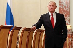 The series of bombshell announcements made during and after President Vladimir Putin's state of the nation speech triggered speculation about his role past 2024.