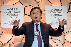 Huawei CEO Ren Zhengfei said the company had invested intensely in protecting itself and was well-prepared this year.