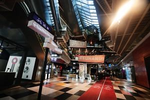 Funan is one of the 15 malls in Singapore owned by CapitaLand Mall Trust.