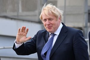 British Prime Minister Boris Johnson has promised to unite the country in a new era of prosperity.