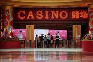 One of the new patients works at the Resorts World Sentosa Casino.