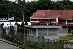 A general view of Heritage Chalet, which is being used as a quarantine facility against the spread of the coronavirus in Singapore.