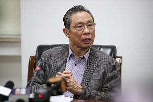 The median incubation period of three days is lower than the estimated 5.2 days, according to research conducted by prominent scientist Zhong Nanshan (above).