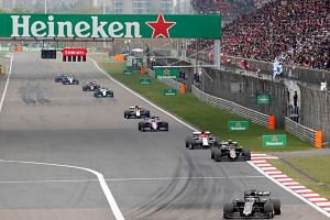Should the Shanghai race be dropped, it will leave a four-week gap between the Hanoi race and the Dutch GP on May 3.