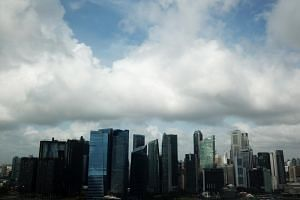 Singapore is expected to vigorously prime its fiscal pumps to support virus-hit businesses, such as hospitality and retail.