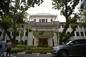 The patient, who has been warded at Alexandra Hospital since Feb 15, 2020, told The Straits Times that he decided to pen the letter to spur on other patients.