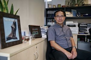 Professor Wang Linfa of Duke-NUS School of Medicine decided not to work on a test for the virus. Many were doing that. Instead, he decided to develop a test for antibodies.